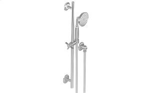 Camden Handshower w/ Wall-Mounted Slide Bar