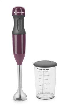 2-Speed Hand Blender - Boysenberry