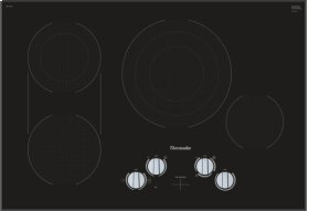 30 inch Masterpiece® Series Electric Cooktop CEM305TB
