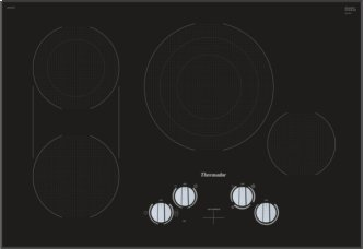 30 inch Masterpiece(R) Series Electric Cooktop CEM305TB