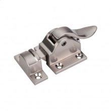 Transcend Cabinet Latch 1 15/16 Inch - Brushed Satin Nickel