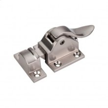 Transcend Cabinet Latch 1 15/16 Inch - Brushed Satin Nickel