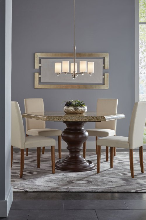 Joelson Collection Joelson 5 light Chandelier OZ