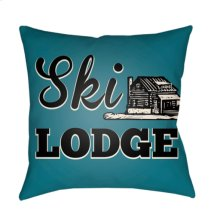 "Lodge Cabin LGCB-2038 16"" x 16"""