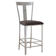 Metal Contemporary Barstool