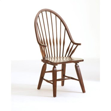Attic Heirlooms Dining Arm Chair
