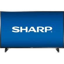 "50"" Class (49.5"" diag.) FHD Sharp Roku TV"