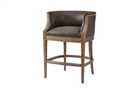 Orlando Bar Chair, Echo Oak
