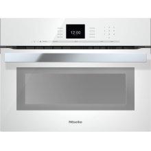 "24"" H 6600 BM PureLine Brilliant White SensorTronic Speed Oven"