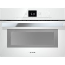 "24"" H 6600 BM PureLine Brilliant White SensorTronic Speed Oven"