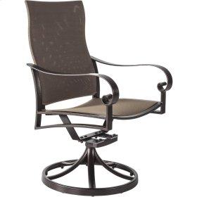 Flex Comfort Swivel Rocker Arm Chair