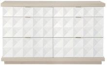 Axiom Dresser in Linear Gray (381)