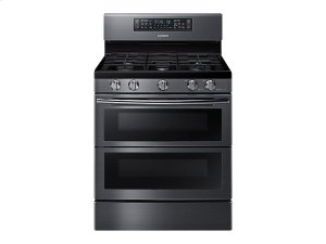 5.8 cu. ft. Flex Duo with Dual Door Freestanding Gas Range Product Image