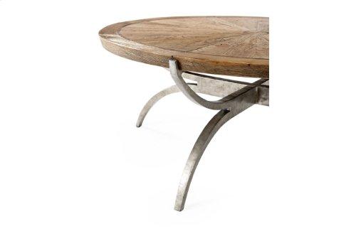 Weston Cocktail Table, Echo Oak