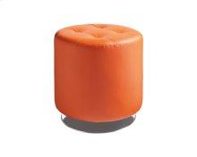Domani Swivel Ottoman Small - Orange