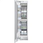 "GaggenauVario freezer 400 series RF 411 701 Fully integrated Width 18"" (45.7 cm)"