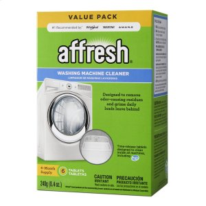 Affresh® 6 Count Washer Cleaner -