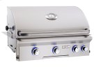 "Cooking Surface 540 sq. inches (30"" x 18"") Built-in Grill Product Image"