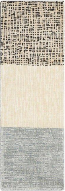 Starlight Sta02 Blanket Rectangle Rug 2' X 7'5''