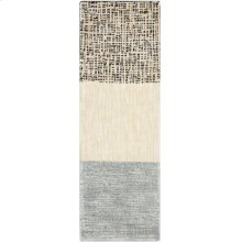 Starlight Sta02 Blanket Rectangle Rug 2' X 7'5''