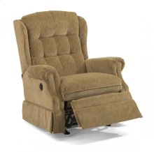 Hartford Fabric Power Rocking Recliner