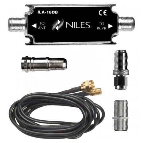 Installation Kit For One Satellite Radio Tuner SRK-1W