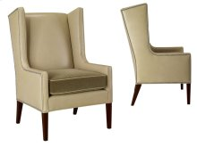 Kellan Wing Chair - QS Frame