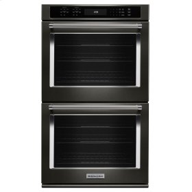 "27"" Double Wall Oven with Even-Heat True Convection - Stainless Steel with PrintShield™ Finish"