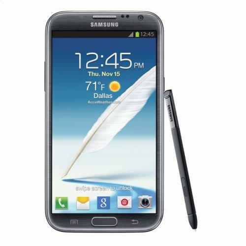 Samsung Galaxy Note® II (T-Mobile), Titanium Gray