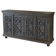 4-door Green Sideboard Product Image