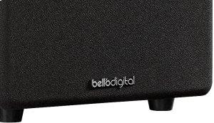 BDSW-1650-BLK Sound Bar Shelf