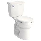Portsmouth Champion PRO Right Height Toilet - 1.28 GPF - White