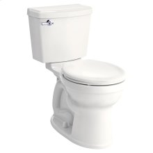 Portsmouth Champion PRO Right Height Toilet - 1.28 GPF - White