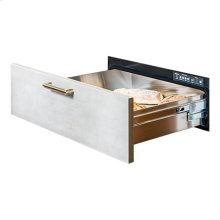 "Heritage 24"" Integrated Warming Drawer"