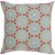 """Additional Francesco FNC-002 22"""" x 22"""" Pillow Shell with Polyester Insert"""