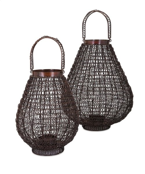 TY Persimmon Large Lantern