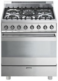 Free-Standing Gas Range, 30 , Stainless Steel