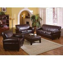 Marcel Bicast Leather Match Sofa