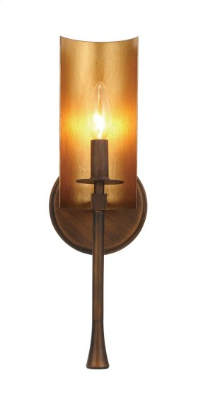 Candella 1-Light Wall Sconce