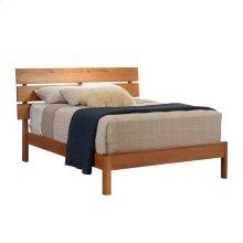 Full Galaxy Slat Bed
