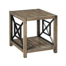 Synthesis Rectangular End Table