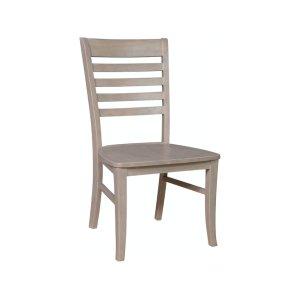 JOHN THOMAS FURNITURERoma Chair in Taupe Gray