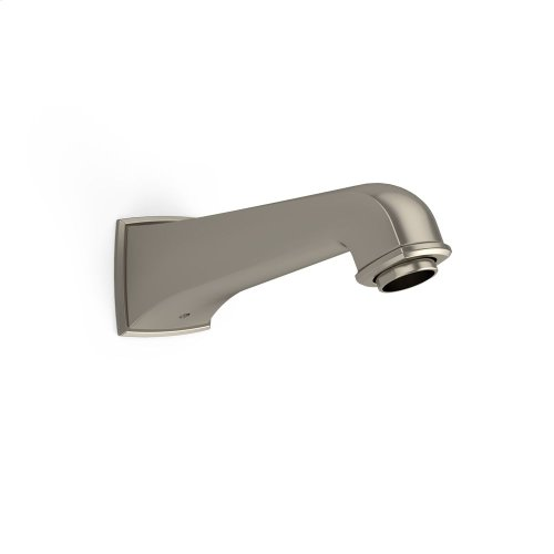 Connelly Tub Spout - Brushed Nickel