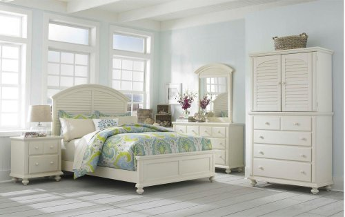 Seabrooke Queen Bed