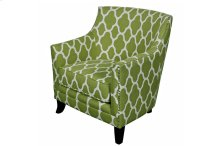 Cassie Green Accent Chair, AC143B
