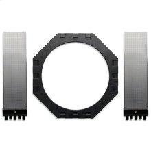 "SB-C80 In-Ceiling Rough-In Speaker Brackets for 8"" Speakers"