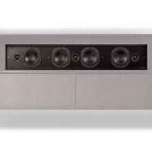 LCR Soundbar for Chameleon Cabinets, Twin-Width
