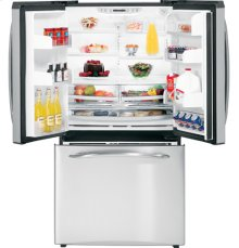 GE Profile 25.1 Cu. Ft. French Door Refrigerator with Icemaker