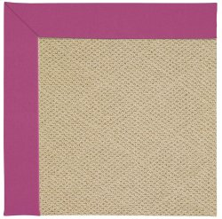 Creative Concepts-Cane Wicker Canvas Hot Pink