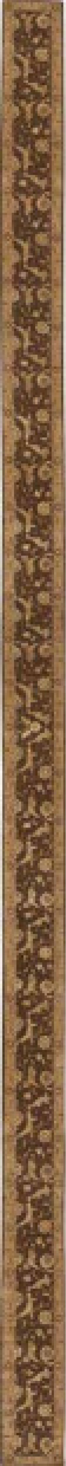Hard To Find Sizes Nourison 3000 3101 Brown Rectangle Rug 2'6'' X 62'2''